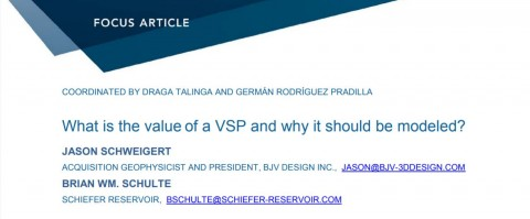 Value of a VSP, and why it should be modeled
